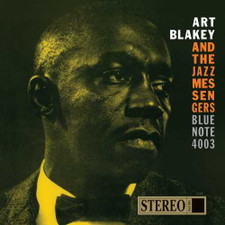 Art Blakey & The Jazz Messengers - Moanin' - LP Vinyl