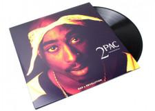 2Pac - Rap & Revolution (Instrumentals) - 2x LP Vinyl