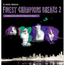 DJ Swing - Finest Champion Breaks Vol. 2 - LP Vinyl