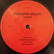 Massive Attack - Remixes Vol.2 - LP Vinyl