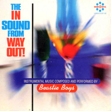 Beastie Boys - The In Sound From Way Out! - LP Vinyl