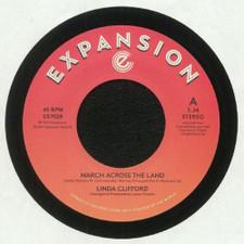 "Linda Clifford - March Across The Land - 7"" Vinyl"