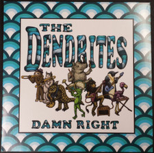 The Dendrites - Damn Right - LP Vinyl