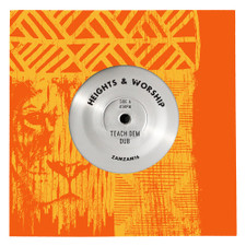 "Heights & Worship - Teach Dem - 7"" Vinyl"