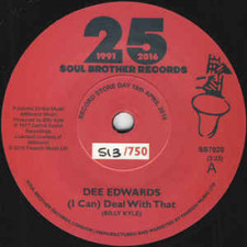 "Dee Edwards - (I Can) Deal With That - 7"" Vinyl"