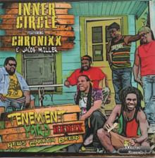 "Inner Circle ft. Chronixx & Jacob Miller - Tenement Yard - 7"" Vinyl"