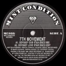 "7th Movement - Odyssey - 12"" Vinyl"