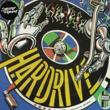 "Hardrive - Deep Inside - 12"" Vinyl"