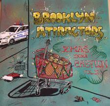 """Brooklyn Attractors - Xmas Inna Babylon Vol. 2 - 7"""" Colored Vinyl"""