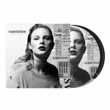 Taylor Swift - Reputation - 2x LP Picture Disc Vinyl