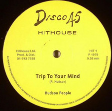 "Hudson People - Trip To Your Mind - 12"" Vinyl"