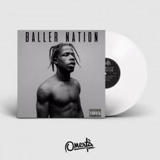 Marty Baller - Baller Nation - LP Colored Vinyl