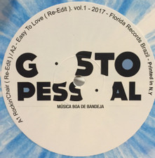 "Gosto Pessoal - Vol. 1 - 12"" Colored Vinyl"