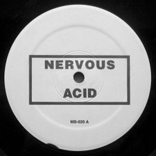 "Bobby Konders - Nervous Acid - 12"" Vinyl"