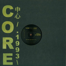 "Colourblind / NY's Fineset - CORE: Nothing Better / Do You Feel Me - 12"" Vinyl"