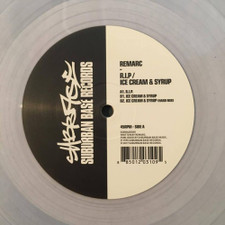 "Remarc - R.I.P. / Ice Cream & Syrup - 12"" Vinyl"
