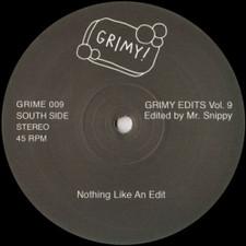 """Various Artists - Grimy Edits Vol. 9 - 12"""" Vinyl"""