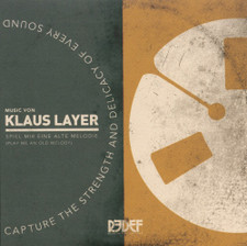 """Klaus Layer - Play Me An Old Melody - 7"""" Vinyl"""
