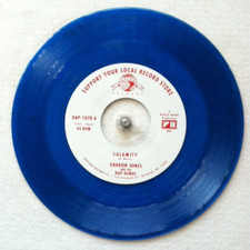 "Sharon Jones & The Dap-Kings - Calamity - 7"" Colored Vinyl"