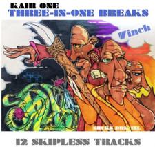 """Kair One - Three-In-One Breaks - 7"""" Vinyl"""