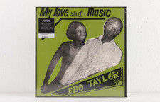 Ebo Taylor - My Love & Music - LP Vinyl