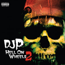 DJ P - Hell On Wheels 2 - 2x LP Vinyl