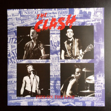 The Clash - Ties On The Line (Demos & Outtakes) - LP Vinyl