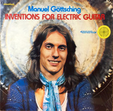 Manuel Gottsching - Inventions For Electric Guitar - LP Vinyl