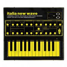 Various Artists - Italia New Wave - LP Vinyl