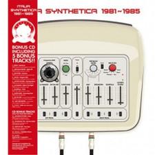 Various Artists - Italia Synthetica 1981-1985 - LP Vinyl+CD