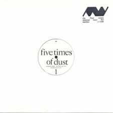 "Five Times Of Dust / Unovidual & Tara Cross - The Floor Mixes - 12"" Vinyl"