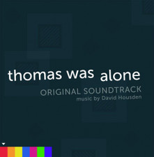 David Housden - Thomas Was Alone (Original Soundtrack) - LP Vinyl