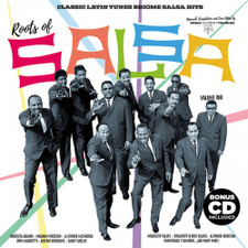Various Artists - Roots Of Salsa Vol. 1: Classic Latin Tunes Become Salsa Hits - LP Vinyl+CD