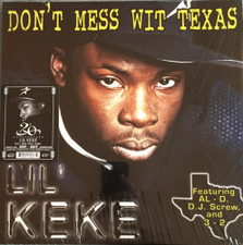Lil' Keke - Don't Mess With Texas - 2x LP Vinyl