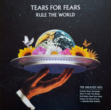 Tears For Fears - Rule The World: Greatest Hits - 2x LP Vinyl