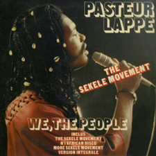 Pasteur Lappe - We, The People - LP Vinyl
