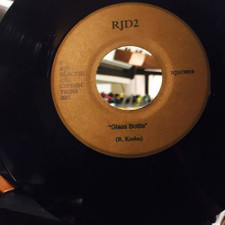 "RJD2 / The Insane Warrior - Glass Bottle / A Fugue State - 7"" Vinyl"