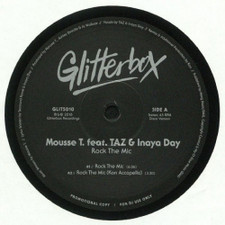 "Mousse T. - Rock The Mic - 12"" Vinyl"