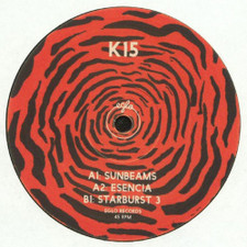 "K15 - Sunbeams - 10"" Vinyl"