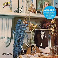 Brian Eno - Here Come The Warm Jets - LP Vinyl