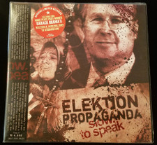Slow To Speak - Elektion Propaganda - 2x LP Vinyl