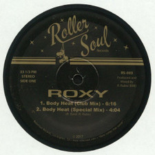 "Roxy - Body Heat / Midnight Lover - 12"" Vinyl"
