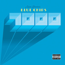 Action Bronson - Blue Chips 7000 - LP Vinyl
