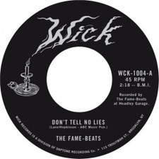 "The Fame-Beats - Don't Tell No Lies / Watford Stomp - 7"" Vinyl"