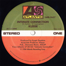 "Kleeer - Intimate Connection / Tonight - 12"" Vinyl"