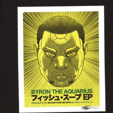 "Byron The Aquarius - Fish Soup EP (Limited Edition) - 12"" Vinyl"