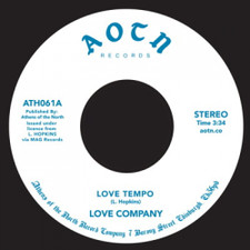 "Love Company - Love Tempo - 7"" Vinyl"