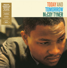McCoy Tyner - Today And Tomorrow - LP Vinyl