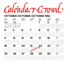 "Calendar Crowd - Perfect Hideaway - 12"" Vinyl"