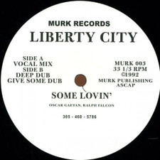 "Liberty City - Some Lovin' - 12"" Vinyl"